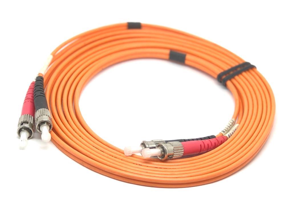 CORDAO OPTICO DUPLEX ST/ST DUPLEX 3MM 3MT PC-TPTP-233003 55417 TOWER