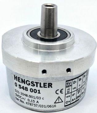 ENCODER S21-2048.001/03 0548001 HENGSTLER (S21204800103 0548001)
