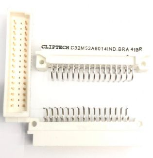 EURO CONECTOR 32VIAS 90° C32M52A6014 CLIPTECH