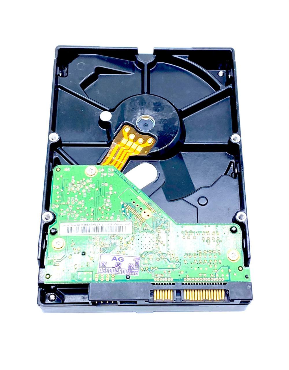 HD 160GB WD1600AAJS WESTERN DIGITAL