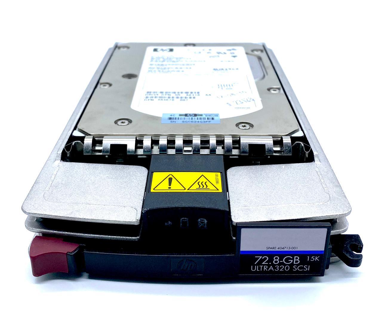 HD 72,8GB BF0728A4CB WIDE ULTRA 320 HP