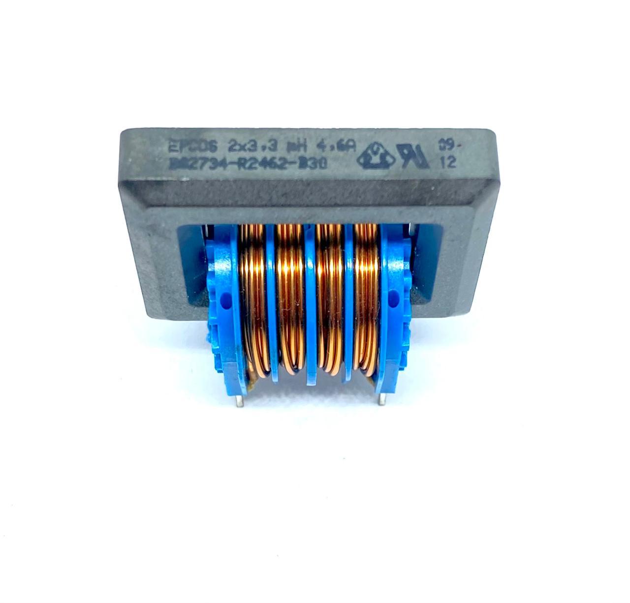 INDUTOR MONO B82734-R2462-B30 0,6KV 250V EPCOS