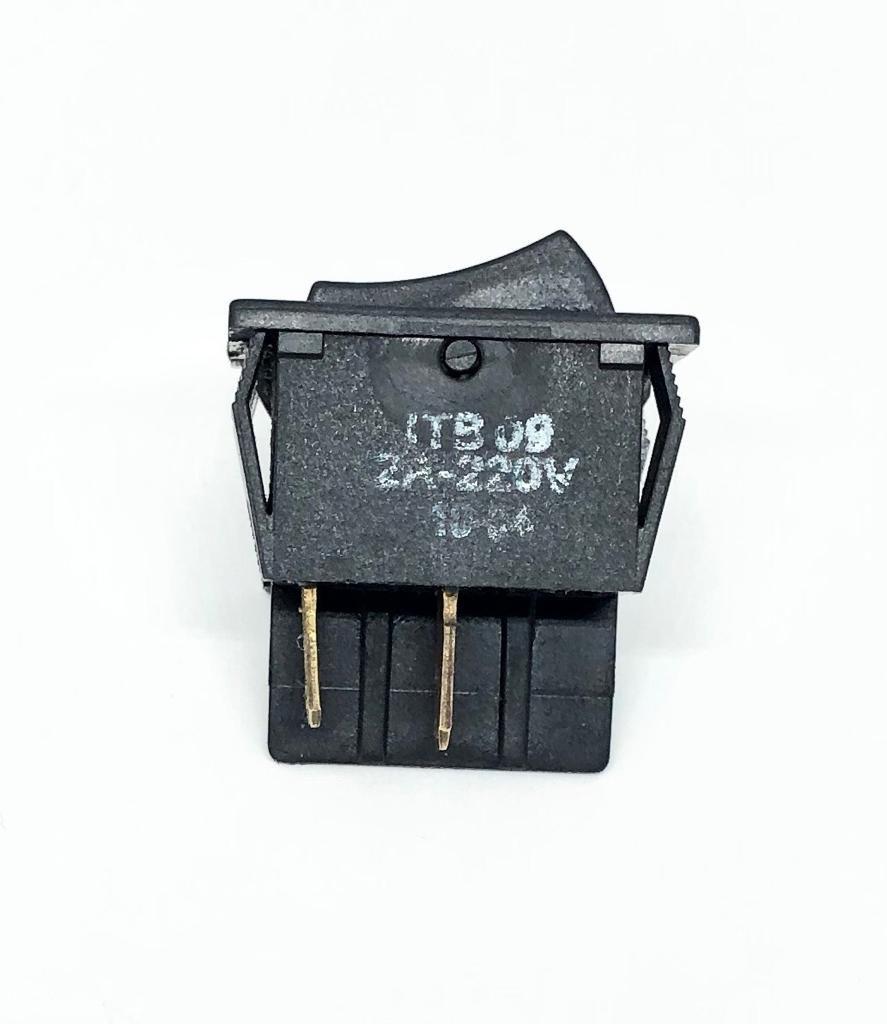 KIT COM 03PEÇAS CHAVE ITB-09 2A 220V LIGA-DESLIGA EMICOL (ITB09)