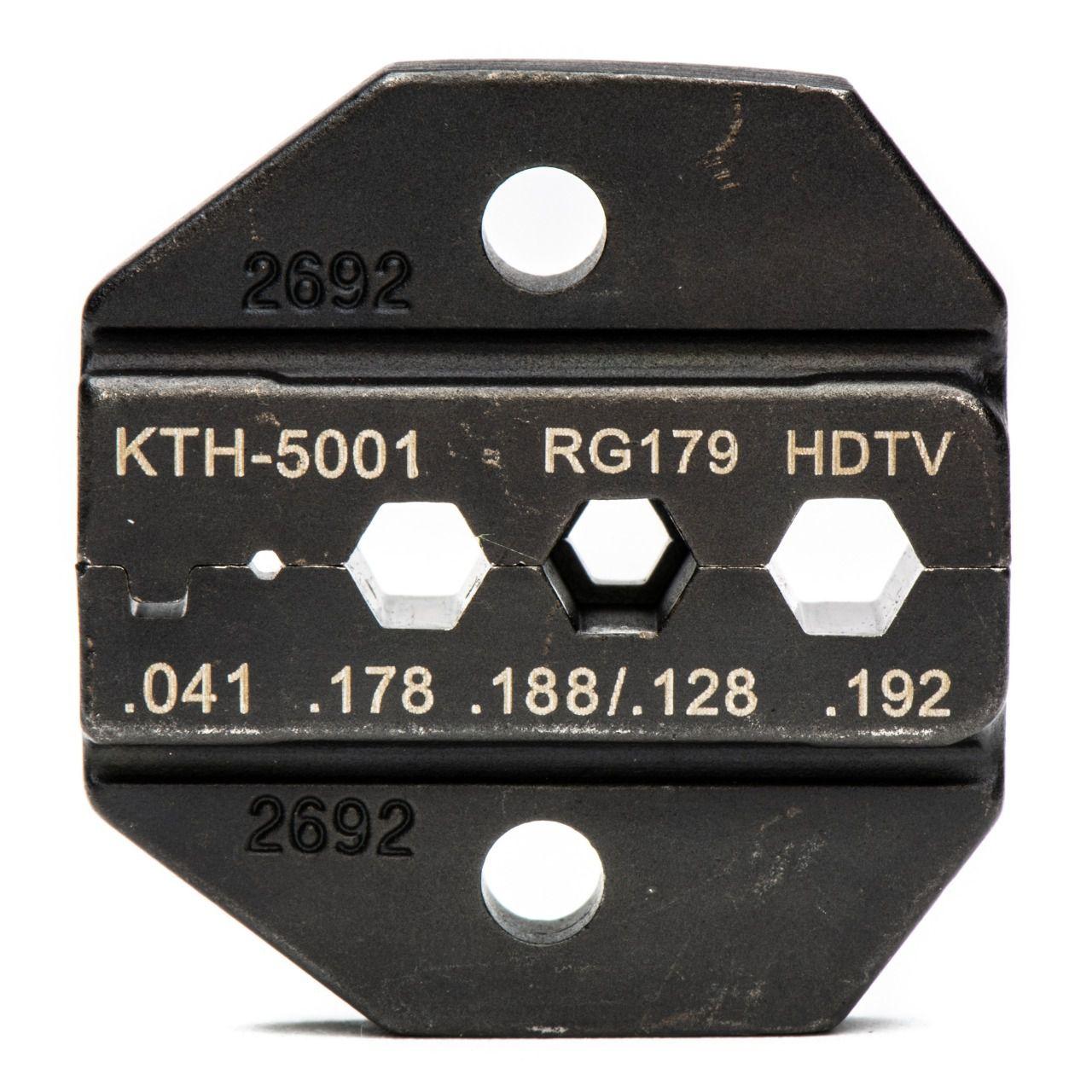 MATRIZ PARA ALICATE DE CRIMPAGEM KTH-5001 (KTH5001) KINGS BRAND