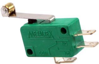 MICRO CHAVE COM ROLDANA NS0-060D METALTEX (NS0-060D)