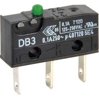 MICRO CHAVE DB3C-B1AA CHERRY (DB3CB1AA)