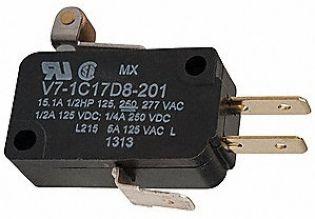 MICRO CHAVE V7-1C17D8-201 HONEYWEL (V71C17D8201)