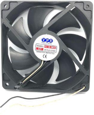 VENTILADOR FAN COOLER 120X120X25MM DCFAN1225HS FC-B-0034 12VDC YPE