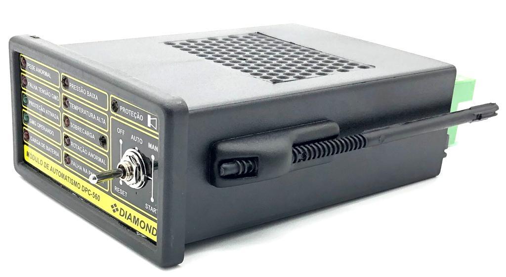 MODULO DE AUTOMATISMO DPC-560 12/24V DIAMOND HEIMER (DPC560 DIAMOND)