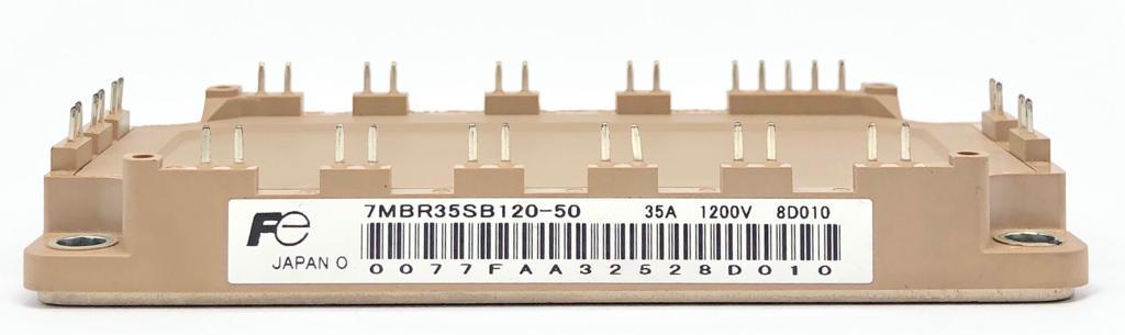 MODULO IGBT 7MBR35SB120-50 FUJI ELECTRIC