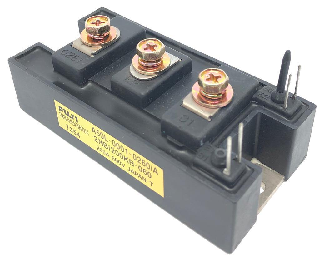 MODULO IGBT A50L-0001-0260A / 2MBI200KB-060 FUJI ELECTRIC