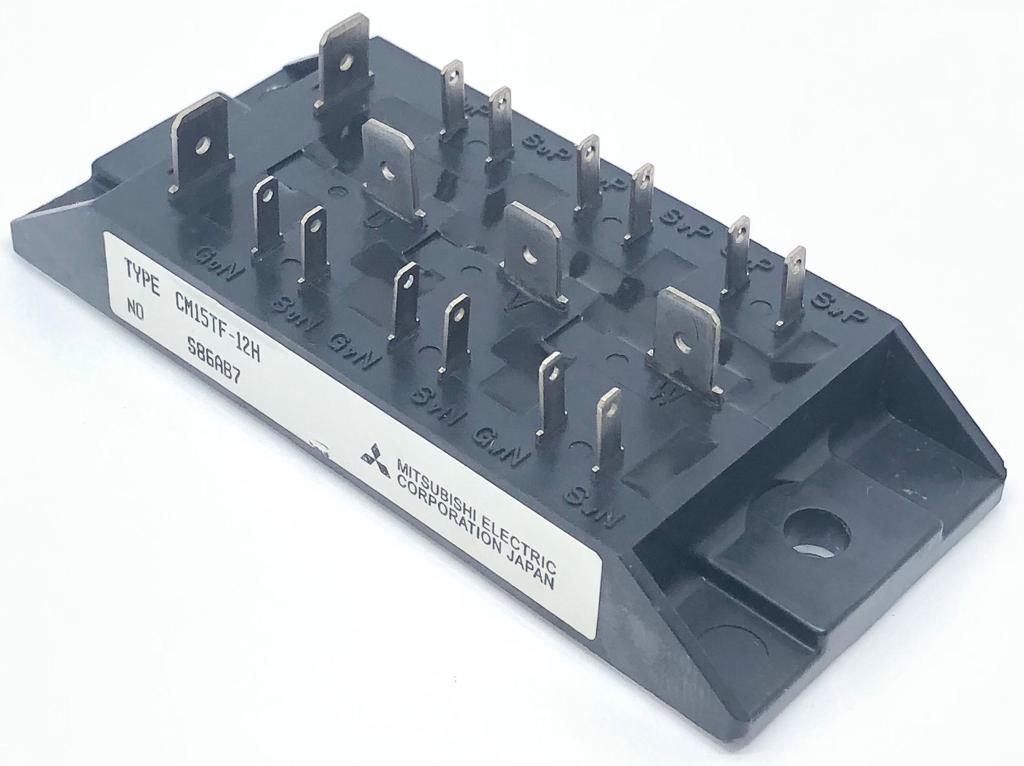 MODULO IGBT CM15TF-12H POWEREX / MITSUBISHI