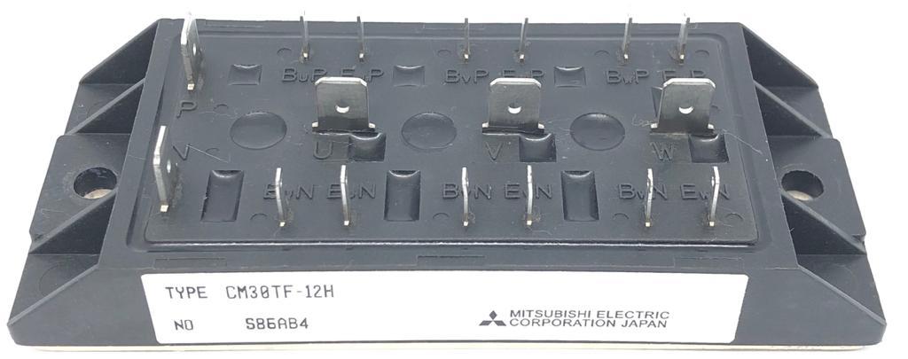 MODULO IGBT CM30TF-12H MITSUBISHI (CM30TF12H)