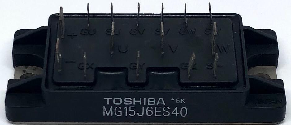 MODULO IGBT MG15J6ES40 TOSHIBA