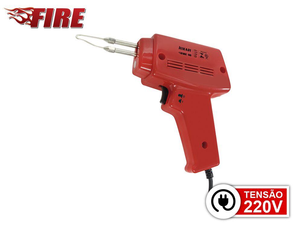 PISTOLA FIRE 100 220V 21K027 HIKARI