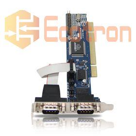 PLACA NAXOS SERIAL PCI 2S-PCI-R1 (ALETA 8CM)