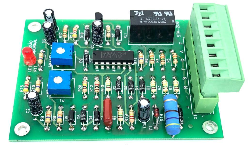 PLACA STA250 220V 24VCC DIAMOND HEIMER (STA250-220/24V)