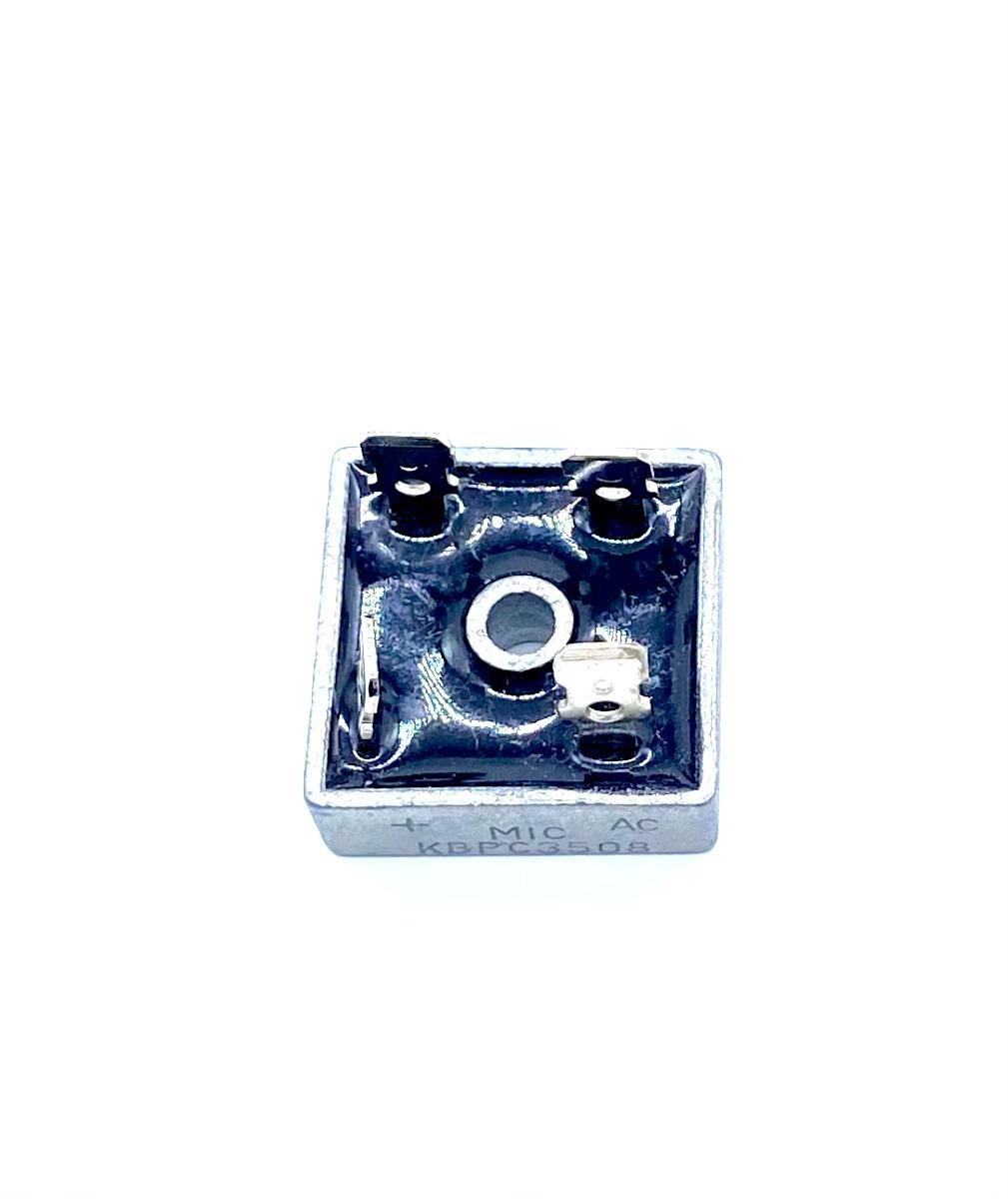 PONTE RETIFICADORA KBPC3508 MIC