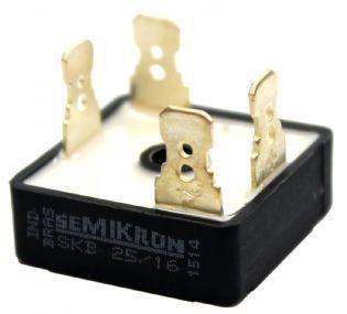 PONTE RETIFICADORA SKB25/16 SEMIKRON