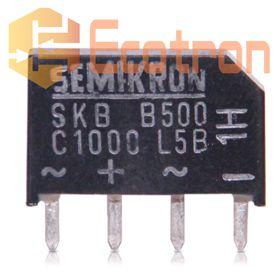 PONTE RETIFICADORA SKBB500C1000-L5B SEMIKRON