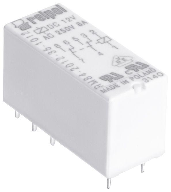 RELE 24VDC RM84-2012-25-1024 ALTECH RELPOL