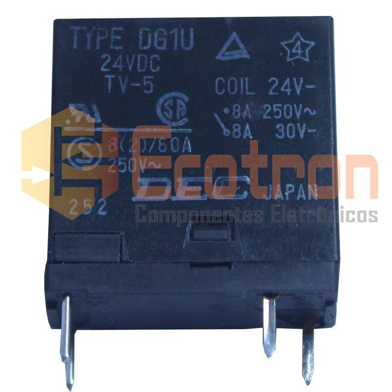 RELE DG1U 24VDC DEC