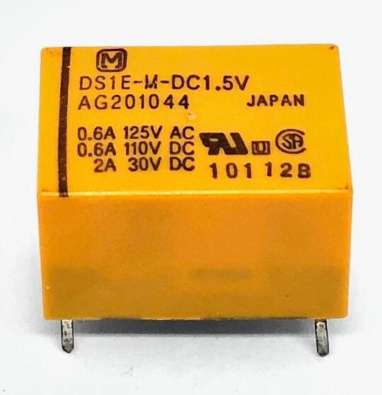 RELE DS1E-M-DC1.5V NAIS (DS1EMDC1.5V)