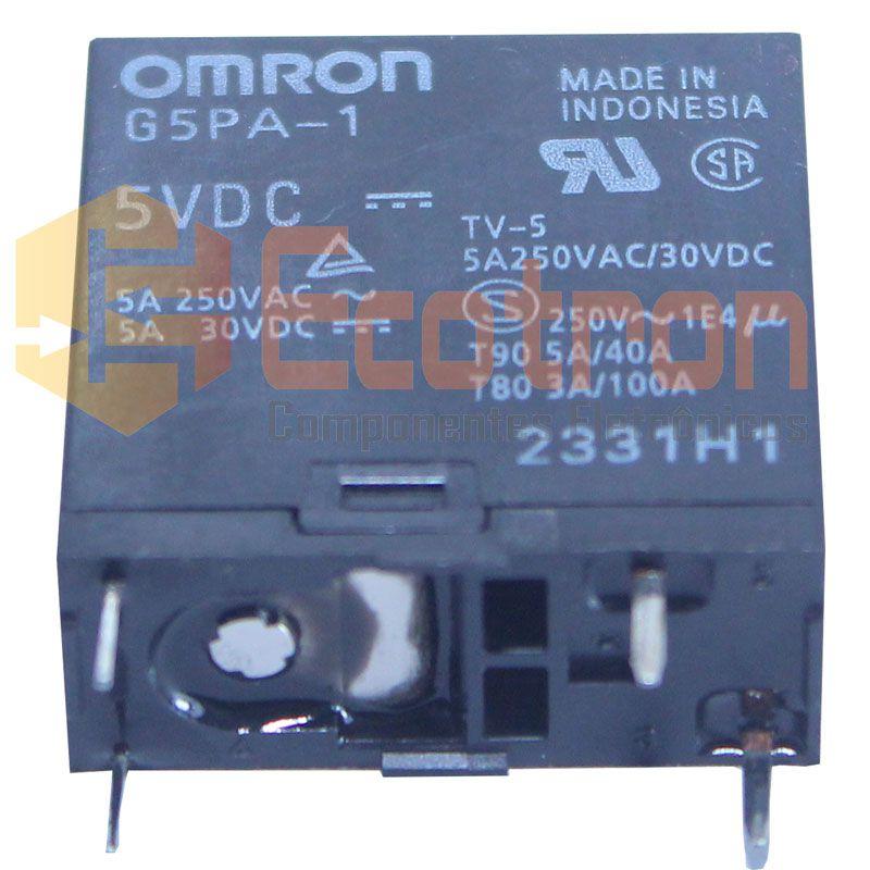 RELE G5PA-1 5VDC OMRON