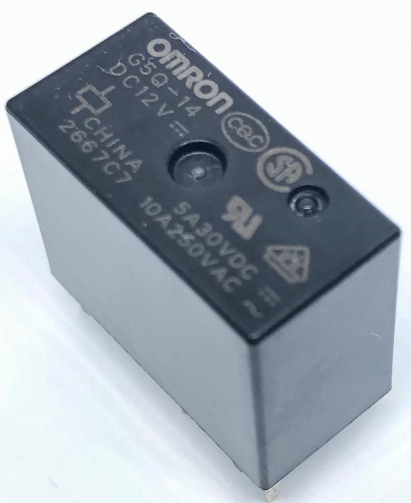 RELE G5Q-14-DC12 12VDC OMRON (G5Q-14-DC12)