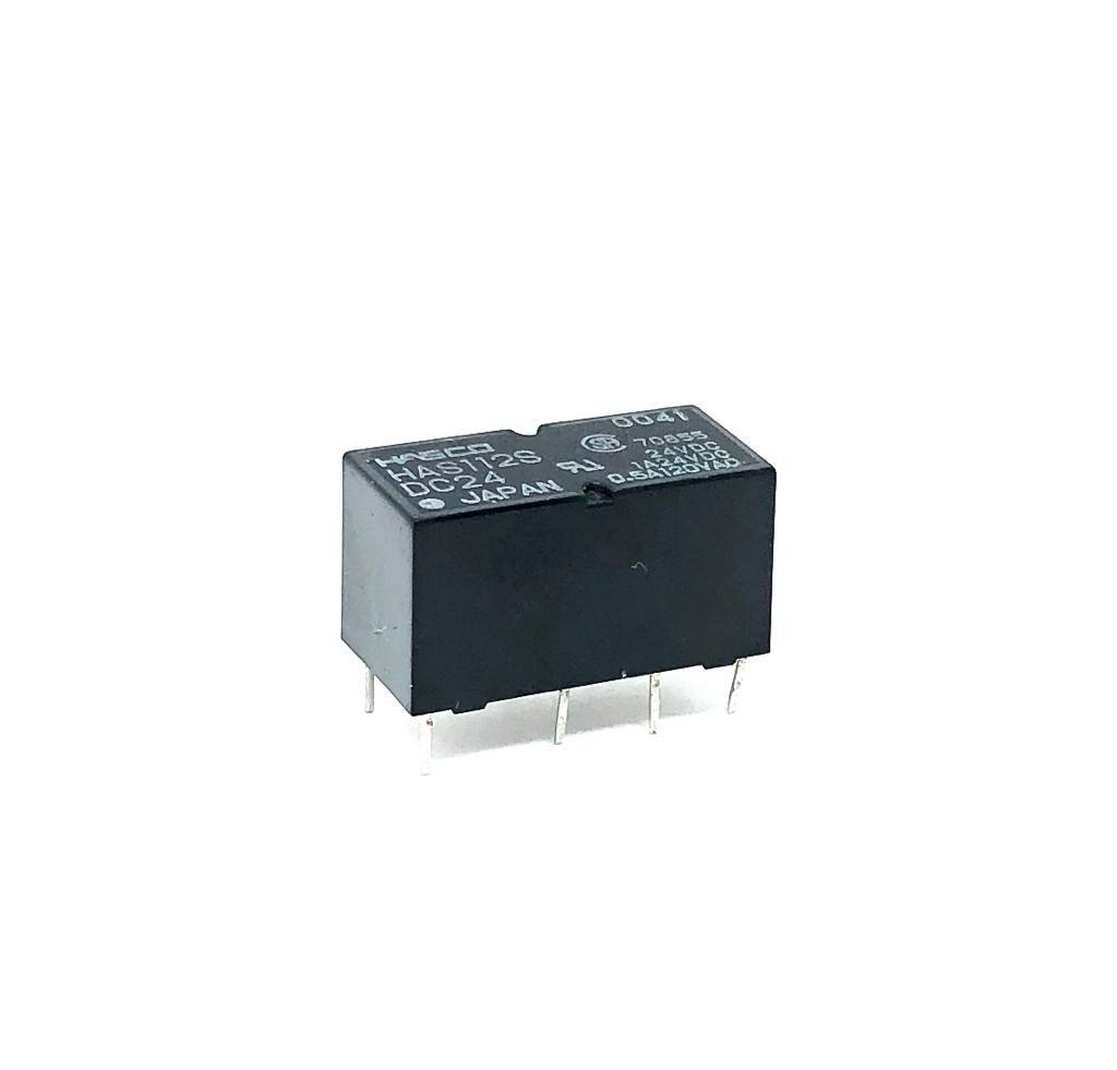 RELE HAS112S-DC24 24VDC HASCO (HAS112SDC24)