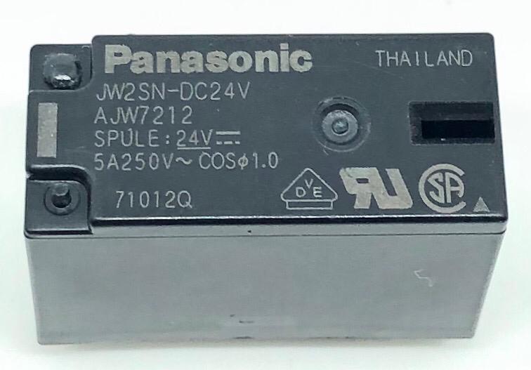 RELE JW2SN-DC24V 24VDC NAIS_PANASONIC (JW2SNDC24V)