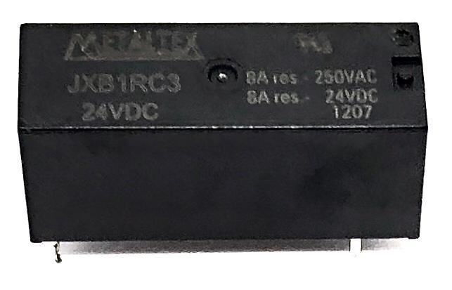 RELE JXB1RC3 24VDC METALTEX