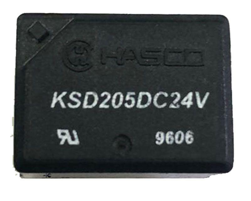 RELE KSD205DC24V HASCO