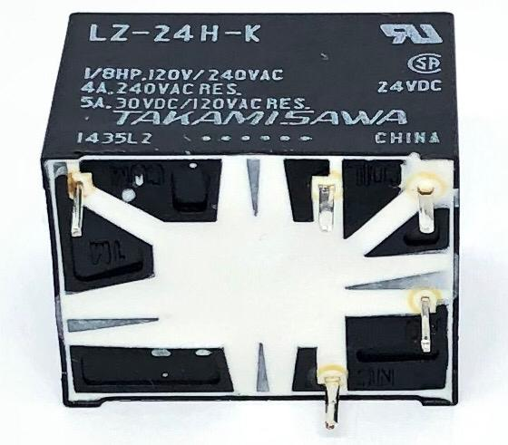 RELE LZ-24HK TAKAMISAWA (LZ24HK)