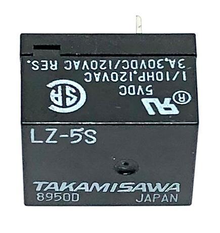 RELE LZ-5S 5VDC TAKAMISAWA (LZ5S)