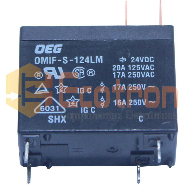 RELE OMIF-S-124LM (OMIFS124LM)