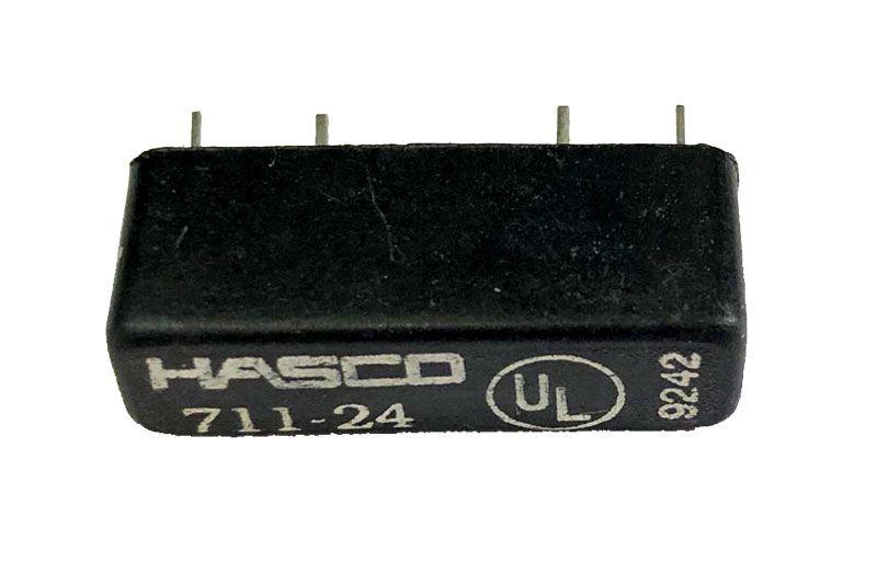 RELE REED 711-24 24VDC HASCO (71124)