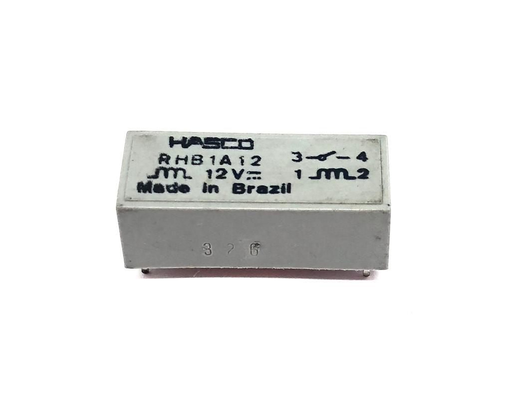 RELE RHB1A12 12VDC HASCO