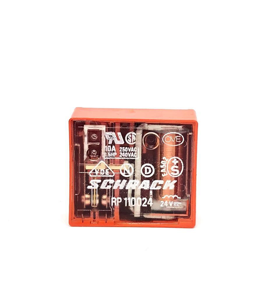RELE RP110.024 24V SCHRACK (RP110024)