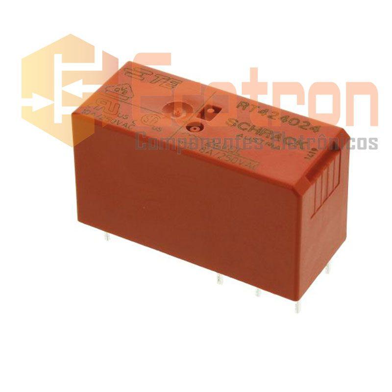 RELE RT424.024 24VDC SCHRACK (RT424024)