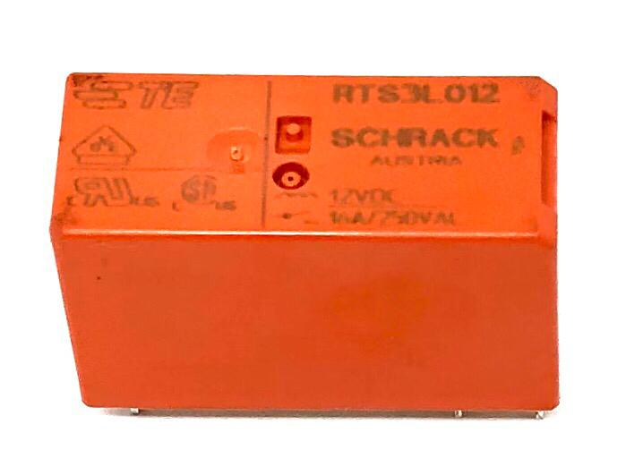 RELE RTS3L012 12VDC TYCO ELECTRONICS