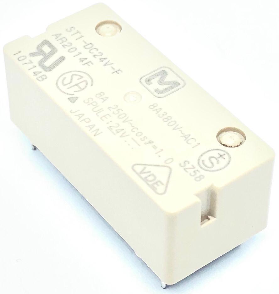 RELE ST1-DC24V-F PANASONIC (ST1DC24VF)