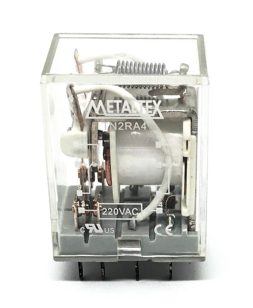 RELE TN2RA4 220VCA METALTEX