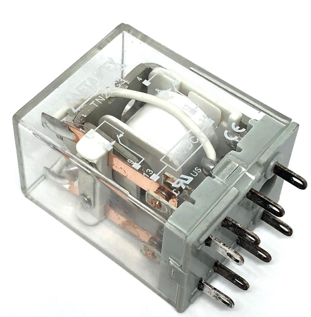 RELE TN2RC3 24VDC METALTEX