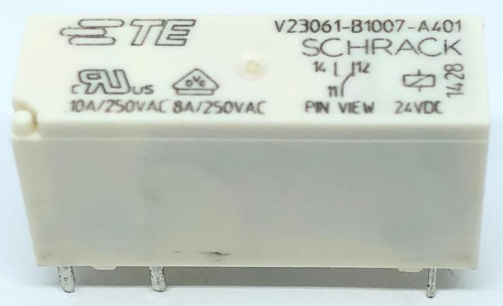 RELE V23061-B1007-A401 24V SCHRACK (V23061B1007A401)
