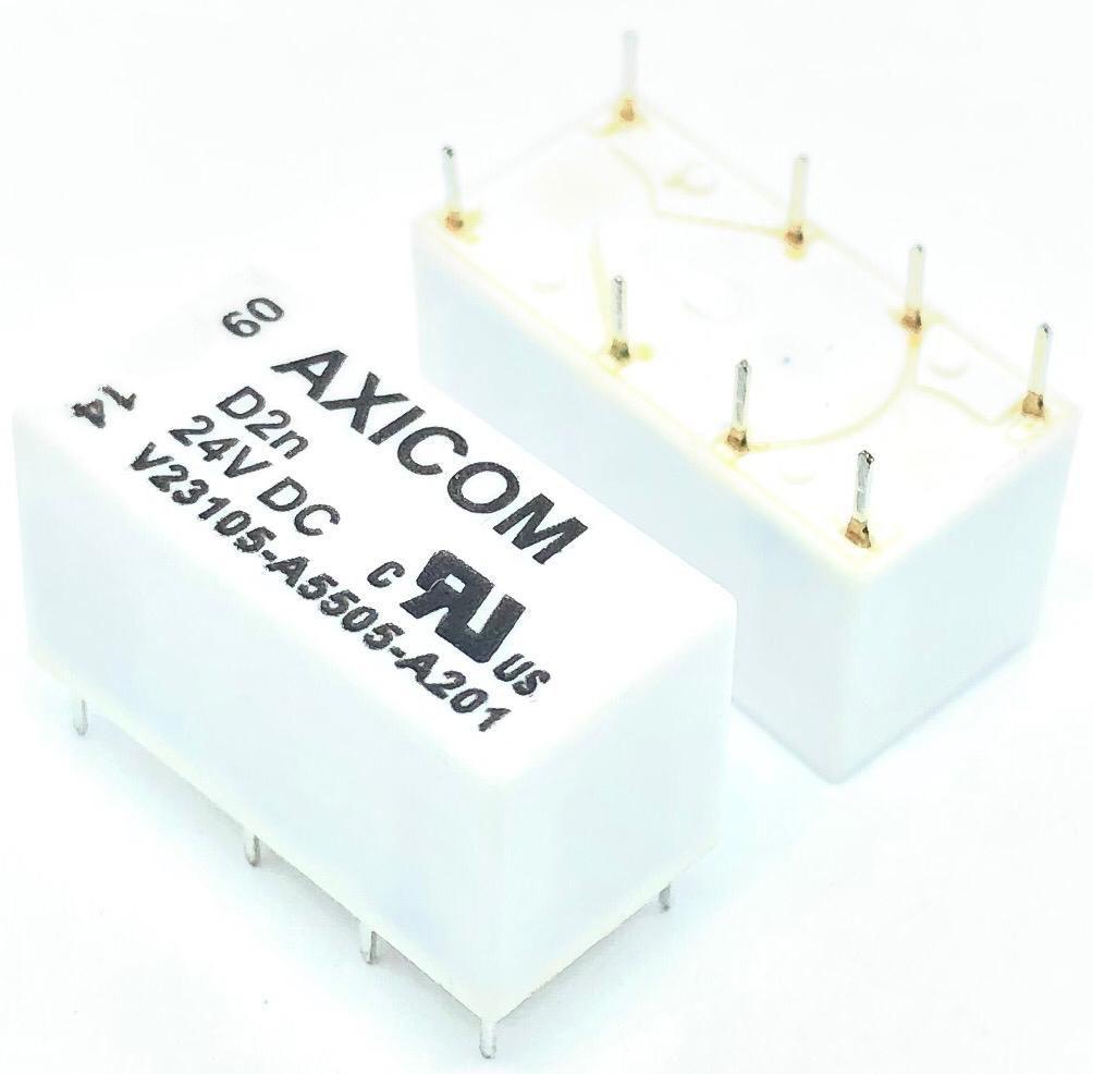 RELE V23105-A5505-A201 2-1393793-1 TE CONNECTIVITY_AXICOM (V23105A5505A201 213937931)