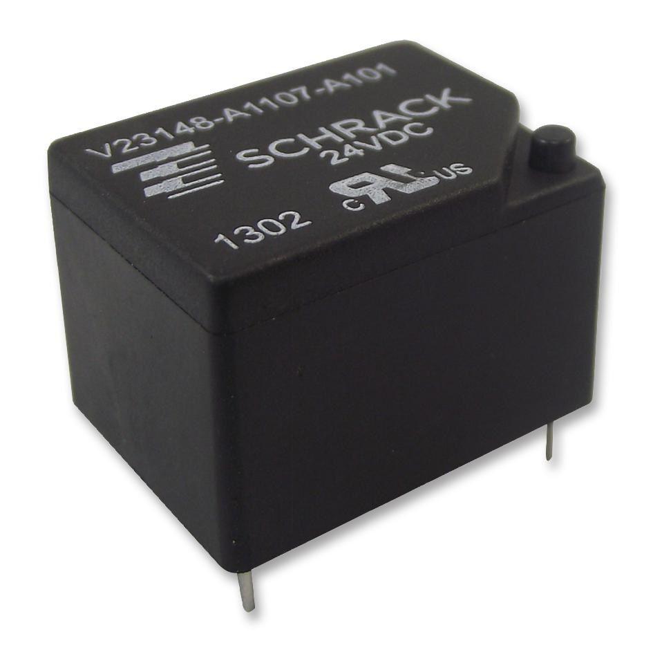RELE V23148-A1107-A101 24V SCHRACK (V23148A1107A101)