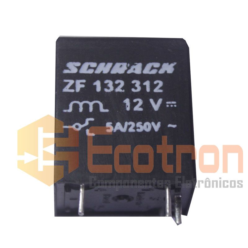 RELE ZF132.312 12VDC SCHRACK (ZF132312)