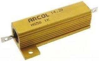 RESISTOR 1K 50W METALICO HS50 ARCOL