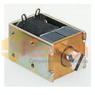 SOLENOIDE MAGNETICO 12W 24VDC TDS-K10SL NEUTRAL